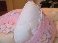 Anita kevert szálas ágynemű